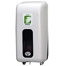 Alkapharm Saraya Touch-Less Dispenser - White