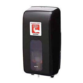 Alkapharm Saraya Touch-Less Dispenser - Black