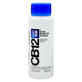CB12 Mint Menthol Mouthwash -  250ml