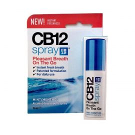 CB12 Breath Spray 15ml