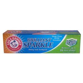 Arm & Hammer Brilliant Sparkle Toothpaste 75ml