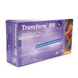 Aurelia Transform Nitrile Powder Free Gloves Extra Large - Pack Of 100