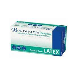 Bodyguards Original Powder Free Latex Gloves Medium - Pack Of 100
