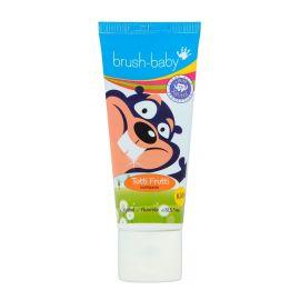 Brush Baby Kids Tutti Fruti Toothpaste 50ml