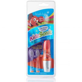 brush-baby KidzSonic Electric Toothbrush 6+ Years ( Random Color)