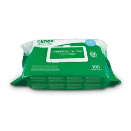 Clinell Universal Thick Wipes - Pack Of 100