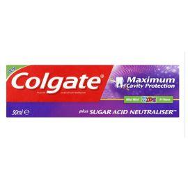 Colgate Maximum Cavity Protect Junior Toothpaste 3 Plus Years 50ml