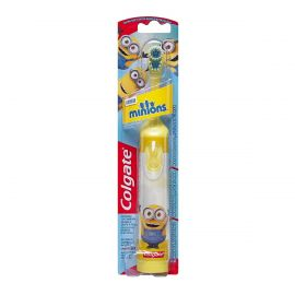 Colgate Minions Battery Toothbrush -  Colour May Vary