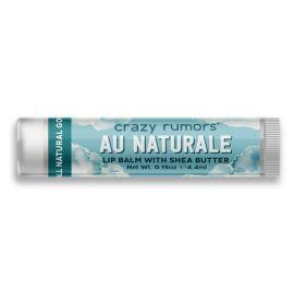 Crazy Rumours Au Naturale Flavour Free Lip Balm 4g