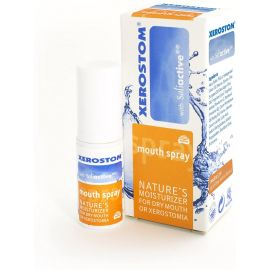 Xerostom With Saliactive For Dry Mouth Or Xerostomia Mouth Spray - 6.25 ml
