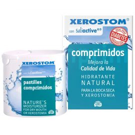 Xerostom With Saliactive For Dry Mouth or Xerostomia Pastilles - Pack Of 30