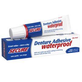 Secure Zinc Free Denture Adhesive Cream 40g