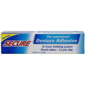 Secure Denture Adhesive Cream 40g