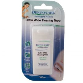 Dent-O-Care 100m Extra Wide Flossing Tape