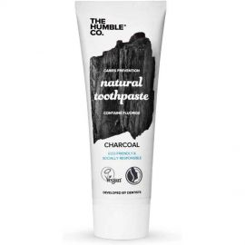 Humble Co Natural Charcoal Toothpaste -  75 ml