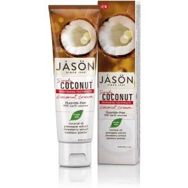 Jason Coconut Cream Whitening Toothpaste - 119 g