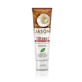 Jason Coconut Cream Whitening Toothpaste 119g