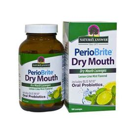Nature's Answer Periobrite Dry Mouth Lozenges - 100 Lozenges
