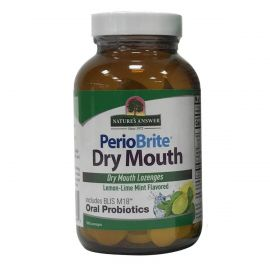Nature's Answer PerioBrite Dry Mouth Lozenges - Pack Of 100