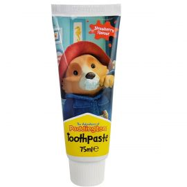 Paddington Bear Strawberry Toothpaste 75ml