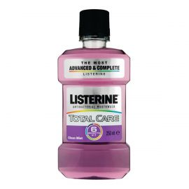 Listerine Clean Mint Total Care Antibacterial Mouthwash 250ml