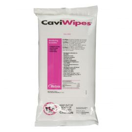 Metres CaviWipes Disinfecting Towelettes Flat Wipes - Pack Of 20