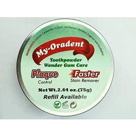 My-Oradent Toothpowder Wonder Gum Care -  75 g