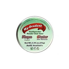 My-Oradent Toothpowder 75g