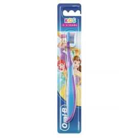Oral-B 3 Stages Manual Toothbrush - 3 To 5 Year old