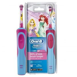 Oral-B Stages Vitality Princess Electric Rechargeable Toothbrush For Kids