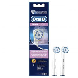 Oral-B Sensi CleanToothbrush Replacement Heads - Pack of 2