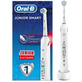 Oral-B Junior 6-12 Years Smart Electric Rechargeable Toothbrush