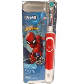 Oral-B Kids 3+ Years Spider-Man Electric Toothbrush