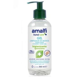 Amalfi Hand Sanitizer Gel With Alcohol -  300 ml