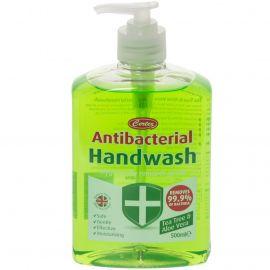 Certex Antibacterial Handwash Tea Tree & Aloe Vera - 500 ml