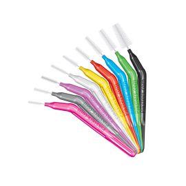Piksters Kink Interdental Brush - 8 Brushes Per Pack