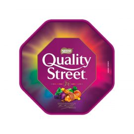 Nestle Quality Streets Assorted Chocolates Tub 650g