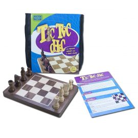 Tic Tac Chec Chess Game