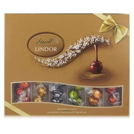 Lindt Lindor Assorted Chocolate Truffles 525g