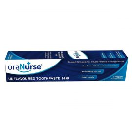 OraNurse Unflavoured SLS Free Toothpaste - 50ml
