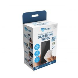 Self Protect Premium Smartphone Sanitizing Wipes - Pack Of 30
