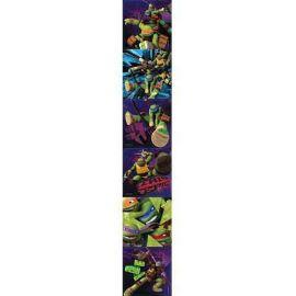 Shermans Teenage Mutant Ninja Turtles Stickers - 100 Stickers Per Pack