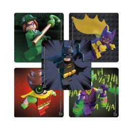 SmileMakers Batman Lego Movie Stickers