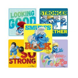 SmileMakers Smurfs : 3 The Lost Village Stickers