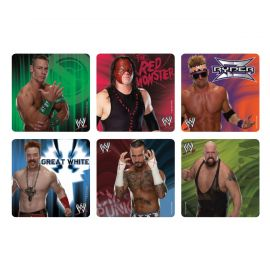SmileMakers WWE Stickers - Pack Of 100