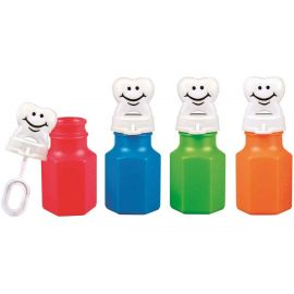 SmileMakers Mini Tooth Bubbles - 24 Per Pack