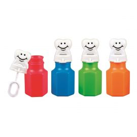 SmileMakers Mini Tooth Bubbles - Pack Of 24