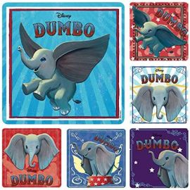 Smilemakers Dumbo - 100 Stickers Per Pack