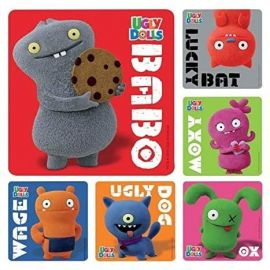 Smilemakers Ugly Dolls - 100 Dolls Per Pack