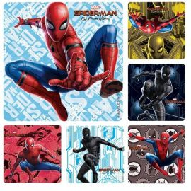 Smilemakers Spiderman Far From Home Stickers - Pack Of 100
